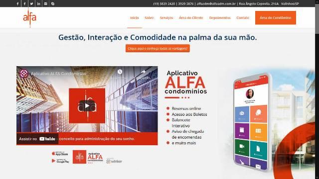 Alfa Administração Condominial